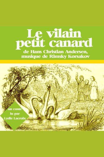 Le vilain petit canard - Les plus beaux contes pour enfants - cover