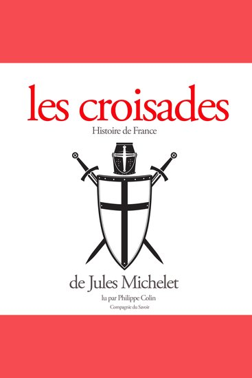 Les croisades - cover