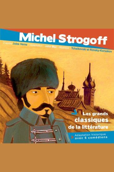 Michel Strogoff - cover
