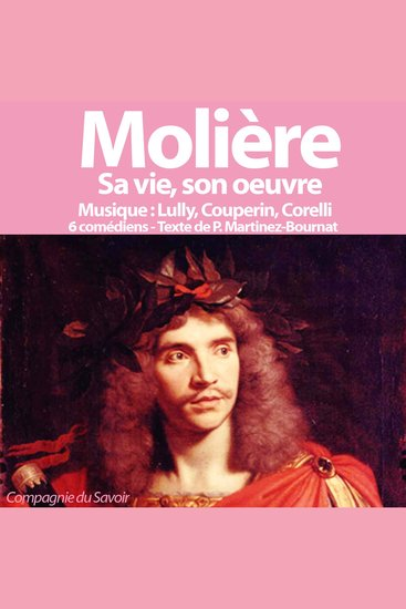 Molière sa vie son oeuvre - cover