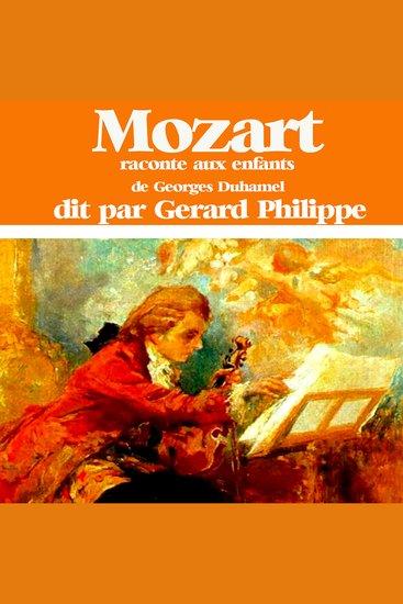 Mozart raconté aux enfants - Les plus beaux contes pour enfants - cover