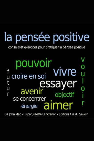 Pensée Positive - cover
