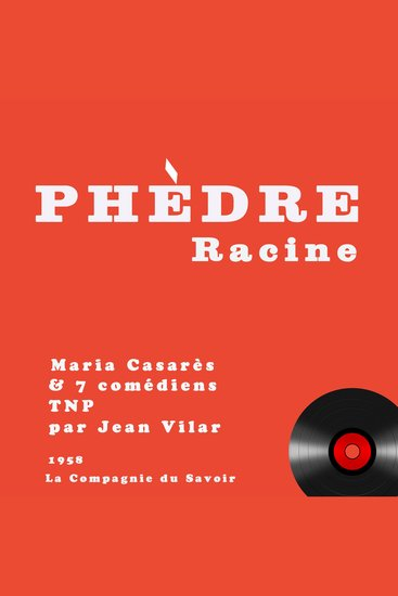 Phèdre - cover