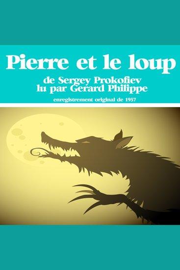 Pierre et le Loup - Les plus beaux contes pour enfants - cover