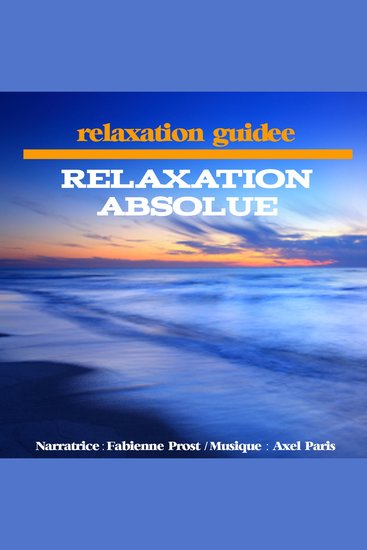 Relaxation absolue - cover