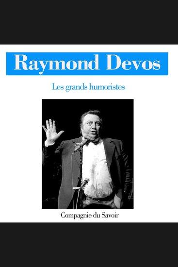 Raymond Devos - cover