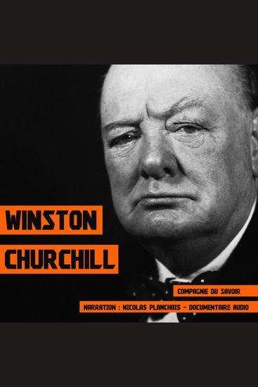 Winston Churchill - cover
