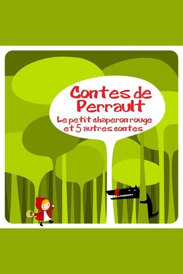 6 contes de Perrault - Les plus beaux contes pour enfants - cover