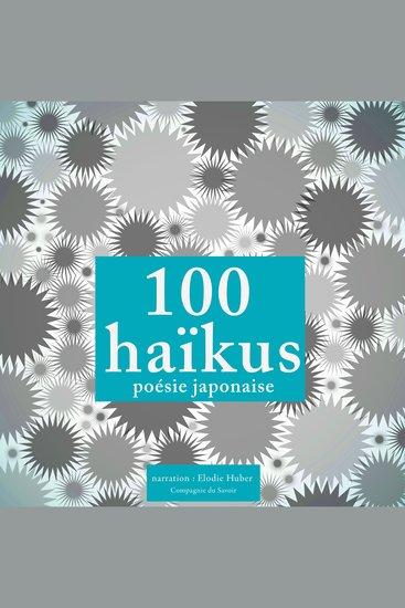 100 haikus poésie japonaise - cover