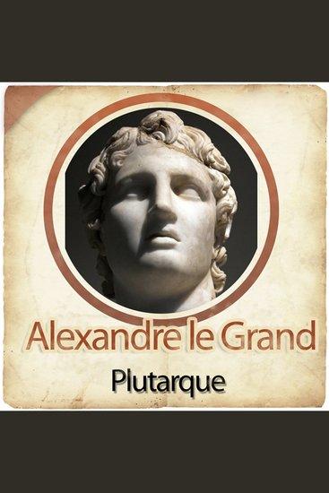 Alexandre le Grand - cover