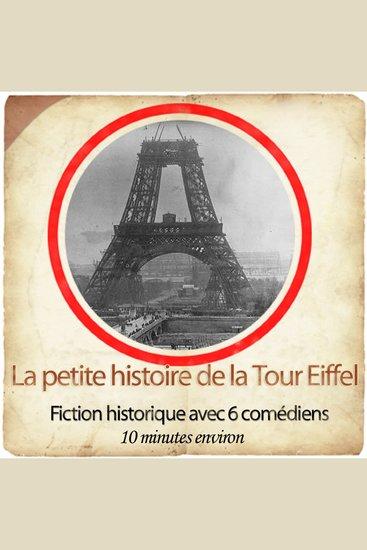 La tour de Monsieur Eiffel - cover