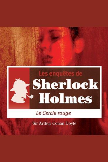 Le cercle rouge - Les aventures de Sherlock Holmes - cover