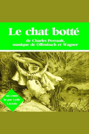 Le chat botté - Les plus beaux contes pour enfants - cover