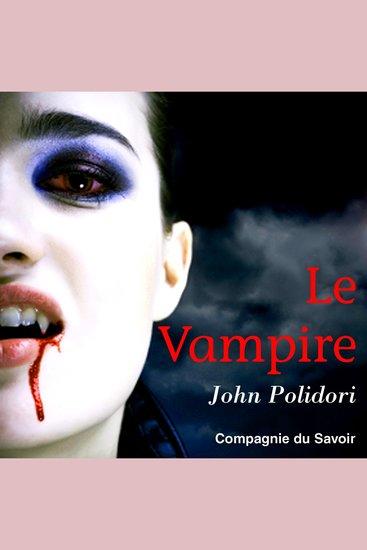 Le Vampire - cover