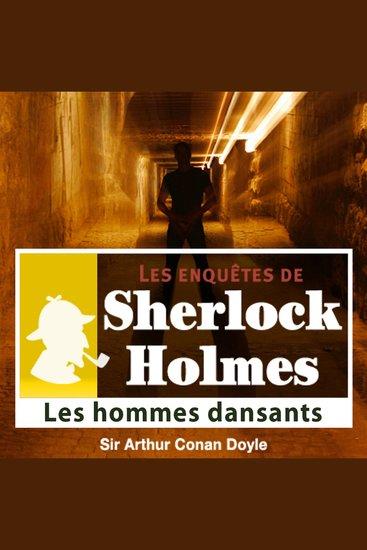 Les hommes dansants - Les aventures de Sherlock Holmes - cover