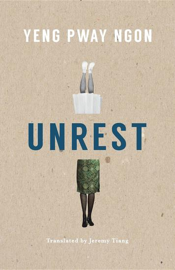 Unrest - cover