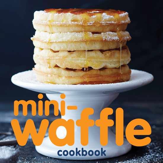 Mini-Waffle Cookbook - cover