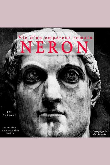 Néron vie d'un empereur romain - cover