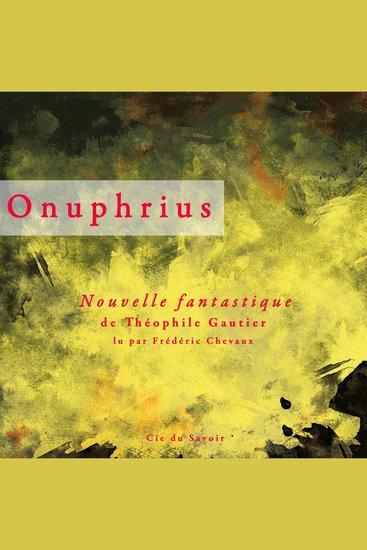 Onuphrius - cover