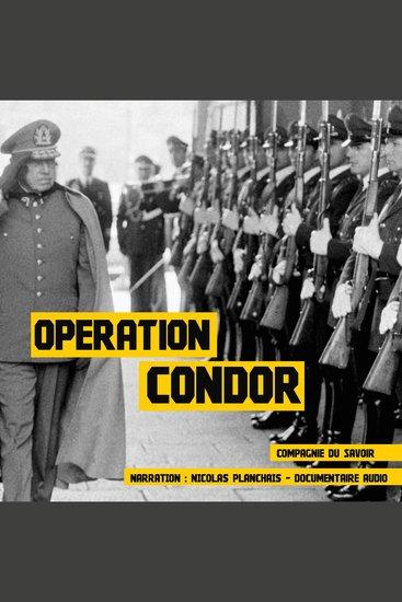 Opération Condor - cover