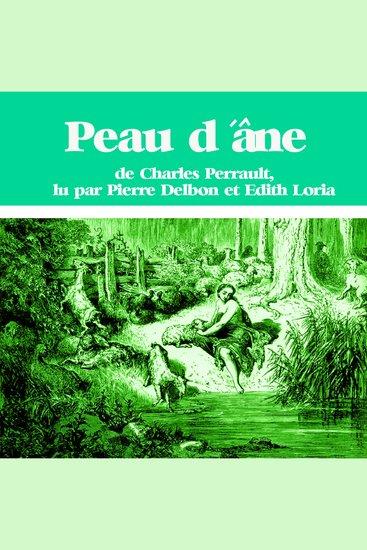 Peau d'âne - Les plus beaux contes pour enfants - cover