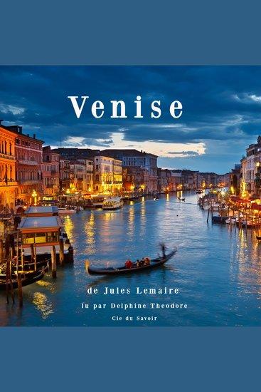 Venise - cover