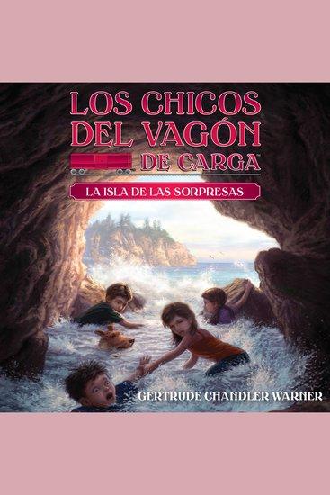 La isla de las sorpresas (Spanish Edition) - cover