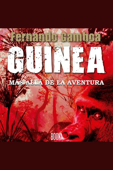 GUINEAMás allá de la Aventura - cover