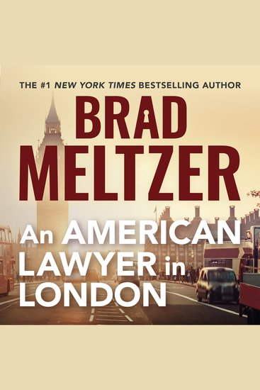 American Lawyer in London An - cover
