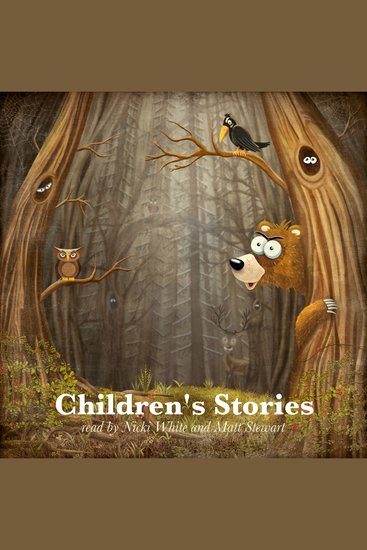 Children's Stories - cover