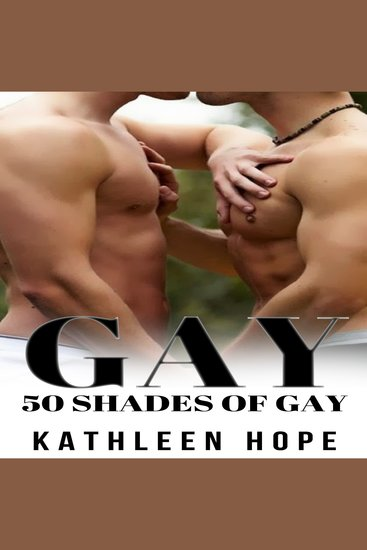 Gay: 50 Shades of Gay - cover