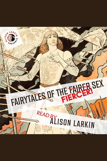 Fairy Tales of the Fiercer Sex - cover