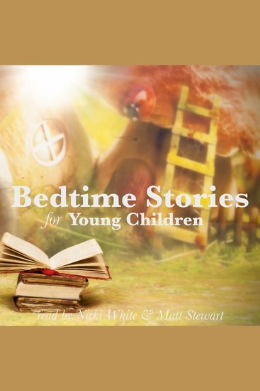 Bedtime Stories for Young Children - cover