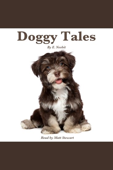 Doggy Tales - cover
