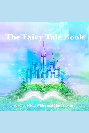 The Fairy Tale Book - cover