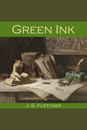 Green Ink - cover