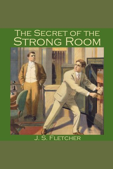 The Secret of the Strong Room - cover