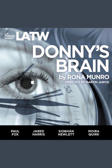 Donny's Brain - cover