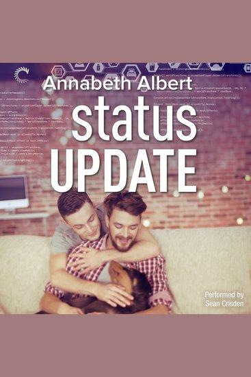Status Update - #gaymers Book 1 - cover