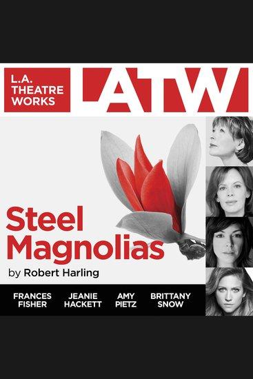 Steel Magnolias - cover