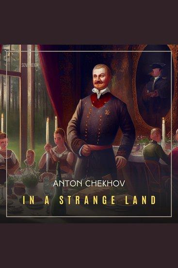 In A Strange Land - cover