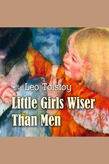Little Girls Wiser Than Men - cover