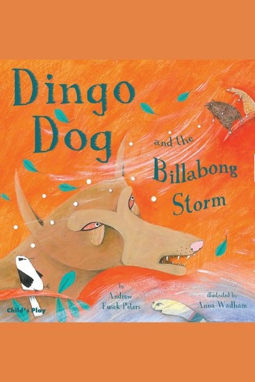 Dingo Dog and the Billabong Storm - cover