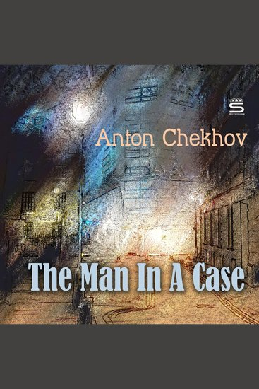 The Man In A Case - cover