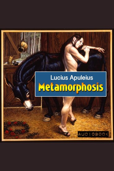 Metamorphosis (The Golden Ass) - cover