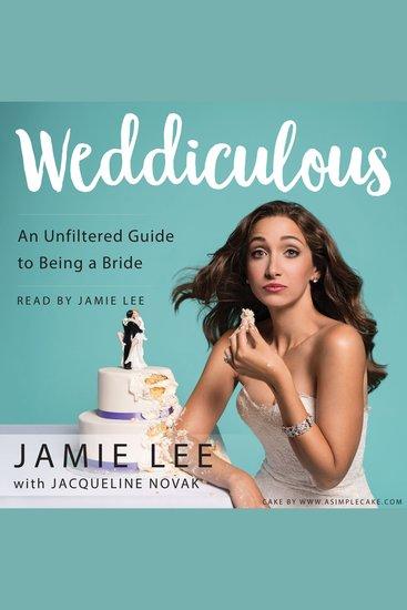 Weddiculous - cover