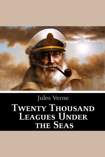Twenty Thousand Leagues Under The Sea - cover