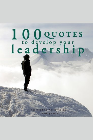 100 Quotes to Develop Your Leadership - cover