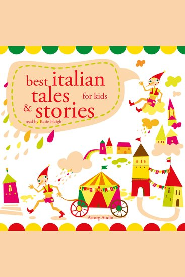 Best Italian Tales and Stories - Best of stories and tales for children - cover