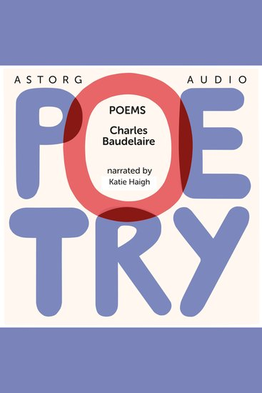 Poems by Charles Baudelaire - cover